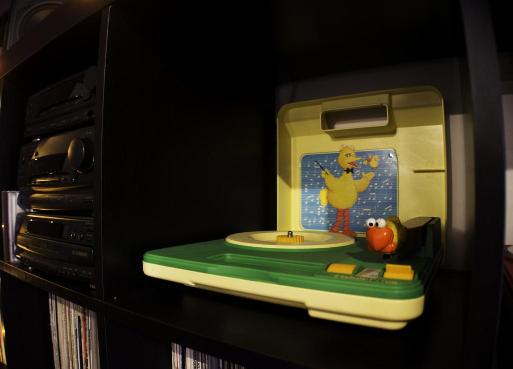 DJ-Format-Record-Player