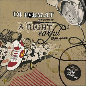 A Right Earful (Volume 1) DJ Format