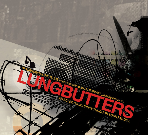 Lungbutters - DiggersWithGratitude DJ Format