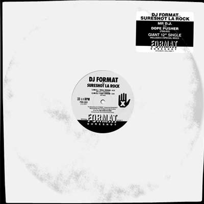 Mr DJ  - DJ Format 12 Inch