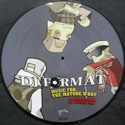 Music For The Mature B-Boy Megamix