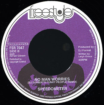 No Man Worries and The Real Me - Speedometer DJ Format Remix