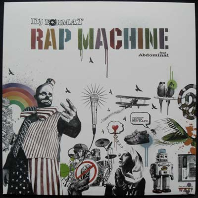 Rap Machine - DJ Format Featuring Abdominal