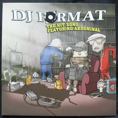 The Hit Song - DJ Format Feat Abdominal