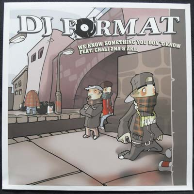 We Know Something You Don't Know - DJ Format
